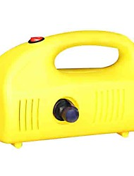Недорогие -12 В литиевая электрическая автомойка пистолет портативный электрический высокого давления автомойка щетка водяной насос автомойка водяной пистолет