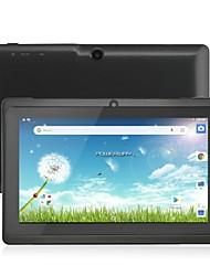 Недорогие -Ampe T702 7 дюймовый Android Tablet (Android 8.0 1024 x 600 Quad Core 1GB+8Гб) / Micro USB / Гнездо для наушников 3.5mm