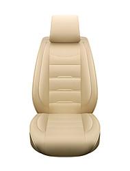Недорогие -бизнес передние задние универсальные автомобильные чехлы на сиденья комплекты подушек роскошные аксессуары для автомобилей универсальный / кожзаменитель