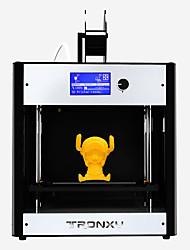 Недорогие -Tronxy® C5-Sliver 3д принтер 220*220*210 0.4 мм Минимальный размер / Одинарное сопло