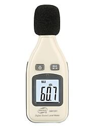 Недорогие -Цифровой измеритель уровня звука Benetech шум аудио децибелиметро 30-130dba noisemete децибел шум децибел монитор тестер gm1351