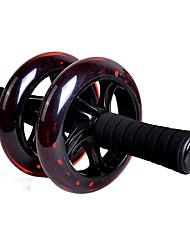 """Недорогие -14,57""""(около 37см) Ab Wheel Roller С Эластичный Основная подготовка Кожа PU Назначение Тренировка в тренажерном зале / Разрабатывать Часть тела"""