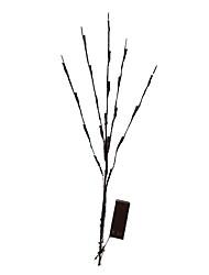 Недорогие -освещение новинки светодиодная лампа ивы филиал цветочные огни 20 лампочек освещение новинки праздничная атмосфера огни