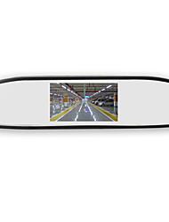 Недорогие -btutz LCD 4.3 дюймовый индикатор 380 ТВЛ 848 x 480 1/4 дюймовый цветной CMOS с высоким разрешением Проводное 150° 4.3 дюймовый Камера заднего вида / Автомобильный реверсивный монитор LCD
