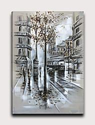 cheap -Print Stretched Canvas Prints - Landscape Modern Modern