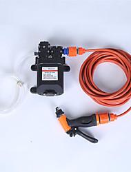 Недорогие -двойной насос автомойки 12v / 220v автомойка насос высокого давления автомойка щетка водяной пистолет автомойка артефакт
