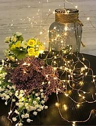 halpa -LED valot Muovi Wedding Kunniamerkit Joulu Wedding Kaikki vuodenajat