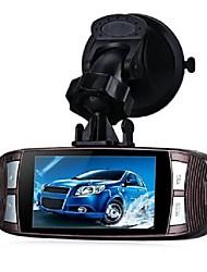 Недорогие -G1W-C HD / Беспроводной Автомобильный видеорегистратор 120° Широкий угол 5.0 Мп КМОП 2.7 дюймовый LCD Капюшон с Встроенный динамик / Запись цикла / Автоматическое включение питания