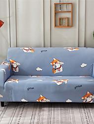 billige -tegneserie katte slidstærk blød høj stretch slidsekabine sofa dækning vaskbar spandex sofa covers