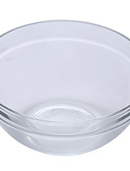 billige -1set Spiseboller Servise glass Varmebestandig
