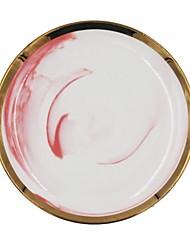 tanie -1-elementowy Talerze płytkie Naczynia Porcelana żaroodporne