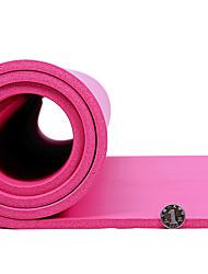 """levne -Podložak za vježbanje Gym Mat 10 cm (4"""") Průměr Elastan Vodotěsný materiál Voděodolné Jóga Gym workout Tanec Pro Vše"""