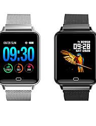 Недорогие -M21 Smart Watch BT Поддержка фитнес-трекер уведомлять / пульсометр спортивные умные часы, совместимые с телефонами Apple / Samsung / Android