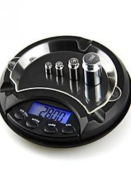 Недорогие -300g/0.01g Высокое разрешение Автоматическое выключение ЖК дисплей Цифровые ювелирные шкалы Для офиса и преподавания  Семейная жизнь Кухня ежедневно