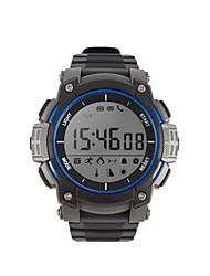 Недорогие -D-watch01E Универсальные Смарт Часы Android iOS Bluetooth Спорт Длительное время ожидания Smart Информация Контроль сообщений