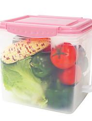 Недорогие -Высокое качество с силикагель Коробки для хранения Повседневное использование Кухня Место хранения 2 pcs