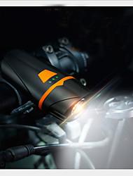 Недорогие -Светодиодная лампа Велосипедные фары LED подсветка Передняя фара для велосипеда Фары для велосипеда XP-G2 Горные велосипеды Велоспорт Водонепроницаемый Портативные Простота установки Литий-полимерная