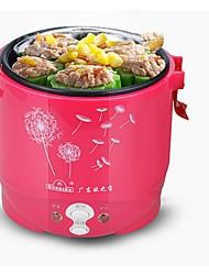 Недорогие -рисоварка ob-mrc2 автомобильная портативная многофункциональная (приготовление пищи, обогрев, согревание) мини-рисоварка