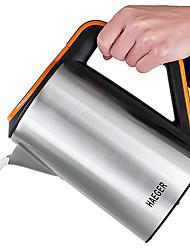 Недорогие -LITBest Электрические чайники HA-588 Нержавеющая сталь Черный