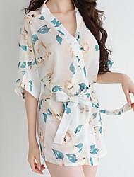 cheap -Women's Babydoll & Slips Nightwear - Print Geometric