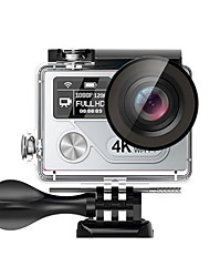 cheap -Factory OEM H8 Plus HD Car DVR 170 Degree Wide Angle 2 inch Dash Cam with WIFI / Loop recording / Waterproof Car Recorder
