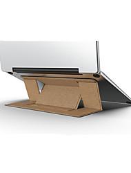 """voordelige -onzichtbare lichtgewicht laptopstandaard, compatibel met macbook, air, pro, tablets en laptops tot 15,6 """"8kg gewicht"""