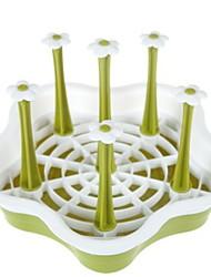 abordables -Alta calidad con Plásticos Repisas y Soportes De Uso Diario Cocina Almacenamiento 1 pcs