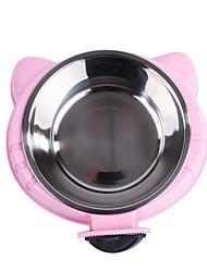 Χαμηλού Κόστους -5 L Σκυλιά / Γάτες Τροφοδότες Κατοικίδια Μπολ & Διατροφή Φορητό / Πλένεται / Ταξίδια Πράσινο / Μπλε / Ροζ