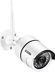 Недорогие -ZOSI 1NB-2622MW32-W 2 mp IP-камера на открытом воздухе Поддержка 256 GB / КМОП / Android / iPhone OS
