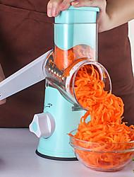 billige -Rustfrit Stål + Plastik Peeler & rivejern Multifunktion Kreativ Køkkengadget Køkkenredskaber Værktøj Multifunktion