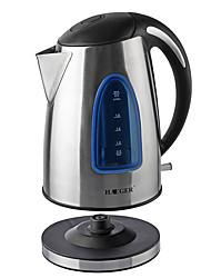 Недорогие -LITBest Электрические чайники 7820 Нержавеющая сталь Синий