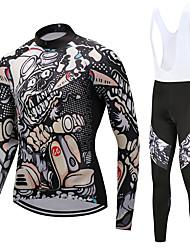 hesapli -Motosiklet Elbiseleri Ceketi pantolon seti için Hepsi Lycra® / Polyester Yaz Yıpranmaya Dayanıklı / Nefes Alabilir / Hızlı Kurulama