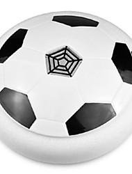 Недорогие -новинка свет мигает музыка сила воздуха футбольный мяч диск крытый футбол светодиодные фонари в коробке многоплановое скольжение
