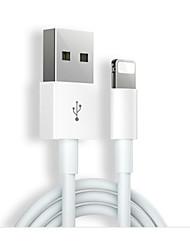 voordelige -Verlichting USB kabeladapter Snelle kosten Kabel Voor iPhone 100 cm Voor TPE