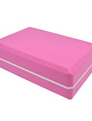 Недорогие -Блок для йоги 4 pcs 7.6*15.2*22.8 cm Легкость EVA смолы Для развития баланса и гибкости Для Йога / Фитнес Универсальные Небесно-голубой, Мизинец, Аметистовый