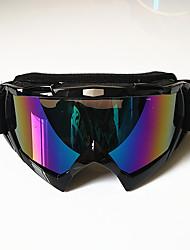 Недорогие -Универсальные Очки для мотоциклов Общий Водонепроницаемость / С защитой от ветра / Защитные маски PC (поликарбонат)