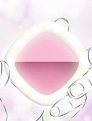 Недорогие -зеркало usb аккумуляторная 36 светодиодов новинка сотовый телефон камера кольцо селфи заливка светодиодная вспышка заливки свет ios android смартфон