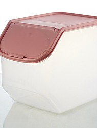 abordables -Alta calidad con Plásticos Cajas de Almacenamiento De Uso Diario Cocina Almacenamiento 2 pcs