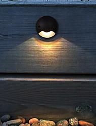 Недорогие -ONDENN 1шт 3 W LED прожекторы / Подводное освещение / Свет газонные Водонепроницаемый / Творчество / Новый дизайн Тёплый белый / Холодный белый / Естественный белый 85-265 V / 12 V