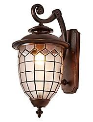 Недорогие -QIHengZhaoMing LED / Современный современный Внешние настенные светильники кафе / Офис Металл настенный светильник 110-120Вольт / 220-240Вольт 5 W