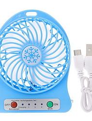 Недорогие -Новинка портативный светодиодный свет мини-вентилятор воздухоохладитель перезаряжаемый USB-вентиляторы стол для вычисления бытовой техники украшения