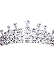 preiswerte -Aleación Tiaras mit Glitter 1 Stück Hochzeit / Besondere Anlässe Kopfschmuck