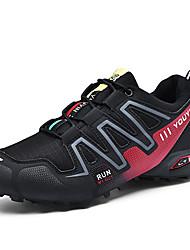 Недорогие -Муж. Комфортная обувь Tissage Volant Весна / Осень Спортивные Спортивная обувь Для пешеходного туризма Дышащий Черный / Красный / Желтый / Темно-синий / Нескользкий / Доказательство износа