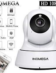 Недорогие -Облако inqmega 1080p 2.0mp PTZ IP-камера беспроводная автоматическая система слежения за домашней безопасностью камеры видеонаблюдения 3.6-миллиметровый объектив smart wifi