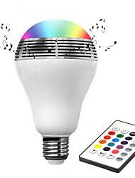 Недорогие -Домашний праздничный патри декор многоцветный затемняемый контроль bluetooth умная музыка аудио динамик светодиодные лампы RGB новинка освещение