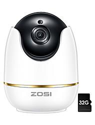 Недорогие -zosi wi-fi ip-камера 1080 P беспроводной мини видеонаблюдения p2p камера радионяня безопасности p / t micro sd карта камеры бесплатно ios&усилитель; Android-приложение крытый IR-вырез ночного