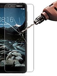 Недорогие -hd закаленное стекло защитная пленка для Nokia 2 / Nokia 3 / Nokia 5 / Nokia 5,1 / Nokia 6 / Nokia 6 (2018) / Nokia 7 / Nokia 8 / Nokia 8 Sirocco / Nokia 7 Plus