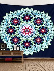 billige -Bohem Tema Veggdekor 100% Polyester Moderne / Bohem Veggkunst, Veggtepper Dekorasjon