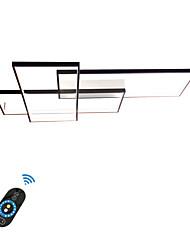 Недорогие -UMEI™ Линейные настенный светильник / Потолочные светильники Рассеянное освещение Окрашенные отделки Алюминий 85-265V Белый / Теплый белый + белый / Wi-Fi Smart