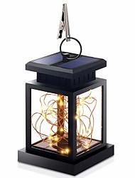 levne -1ks 0.2 W Sluneční světlo Solární / Nový design / Ozdobné Teplá bílá 2 V Nádvoří / Zahrada 30 LED korálky